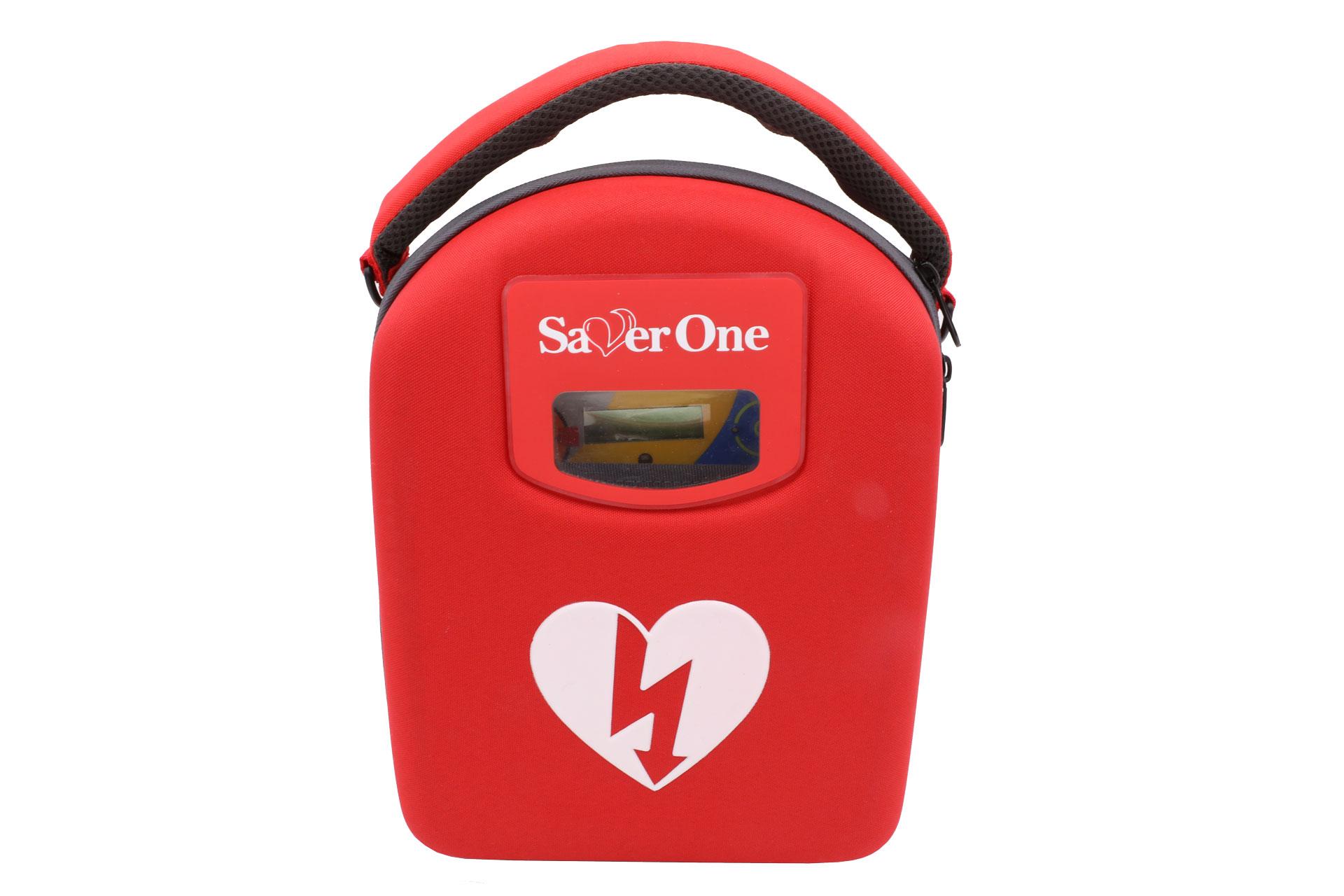 Saver One AED Profi Defibrillator Modell D