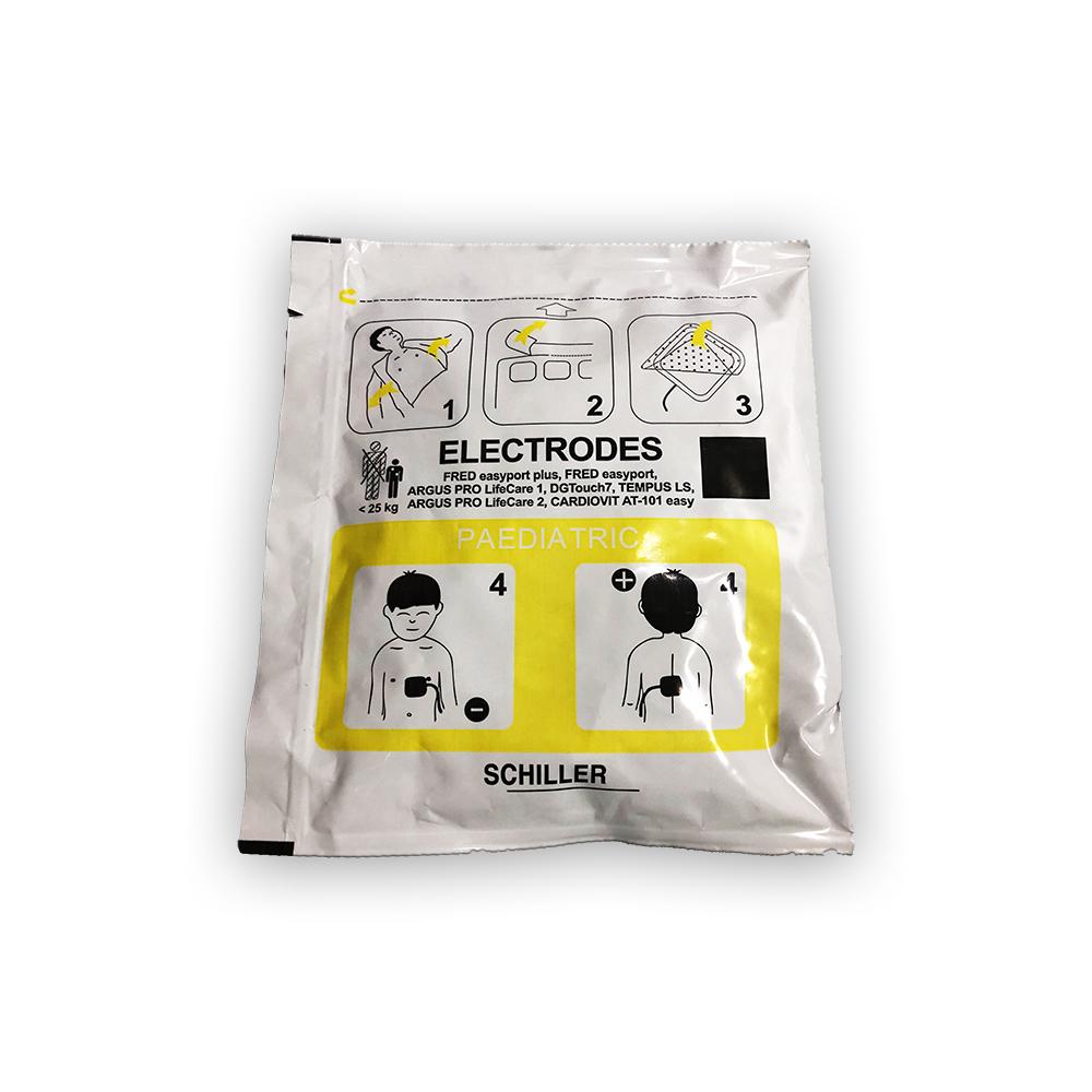 Kleinkind-Elektroden für Notfallretter.de® AED Defibrillatoren