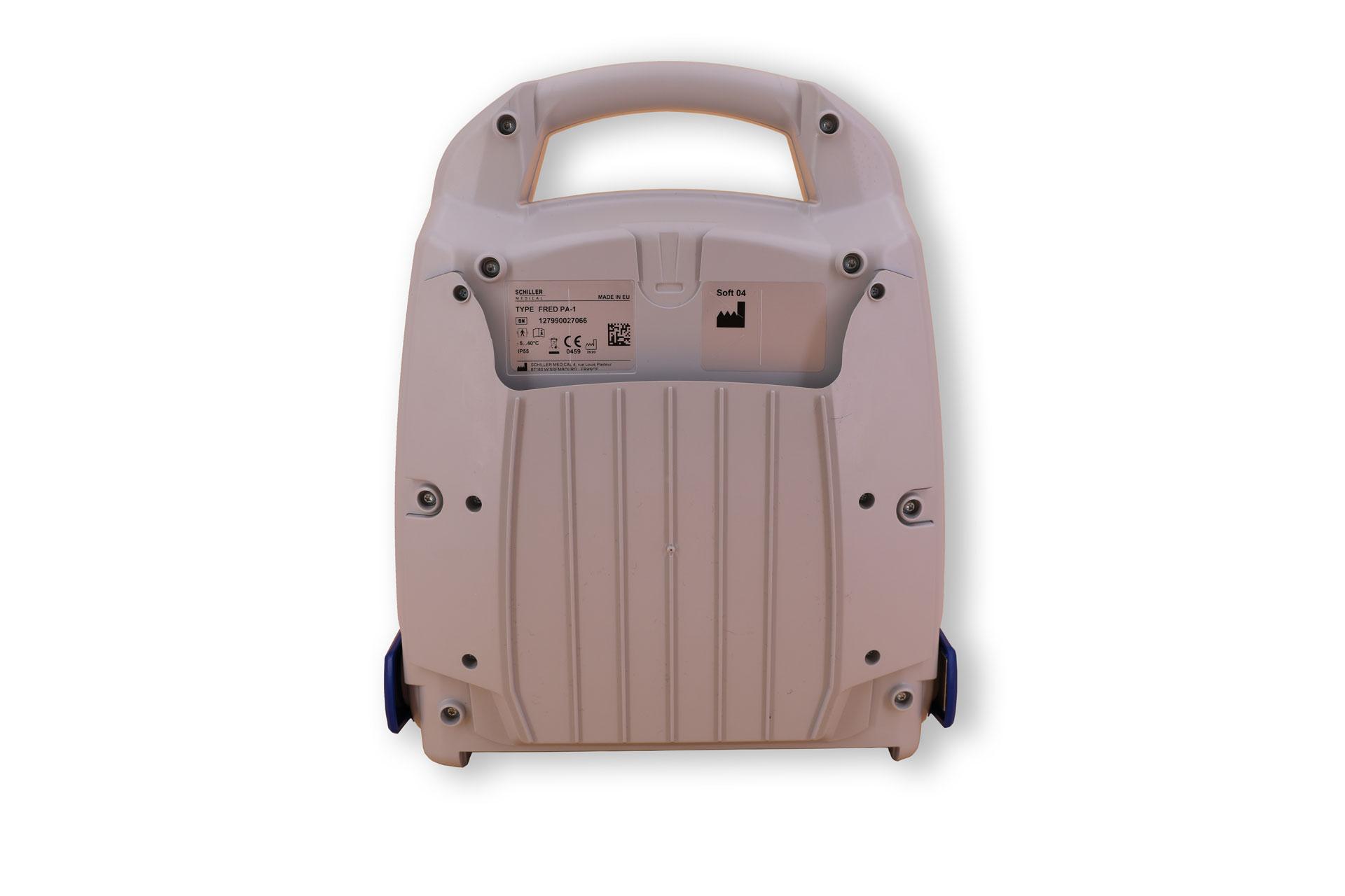 Notfallretter.de® Basic AED - von hinten