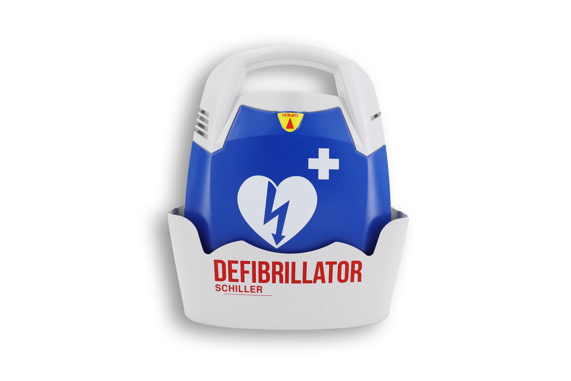 Fahrzeug- und Wandhalter für AED Defibrillatoren