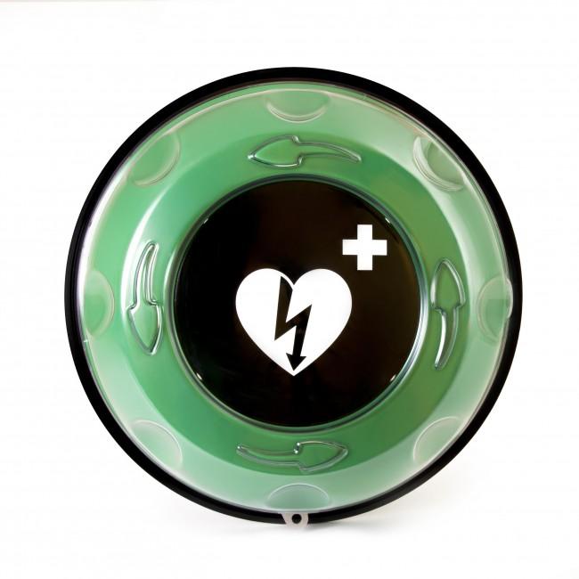 Rotaid® Solid Plus Defibrillator Wandkasten für den Innenbereich
