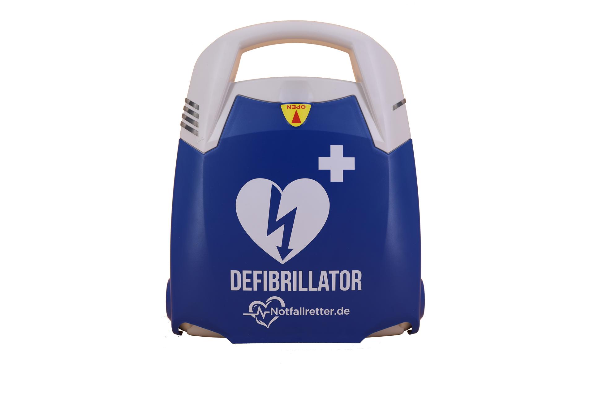 Notfallretter.de® Defibrillator TRAINER