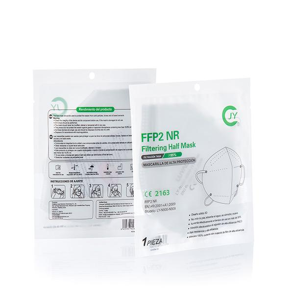 FFP2 Maske, CE - zertifiziert, geprüft