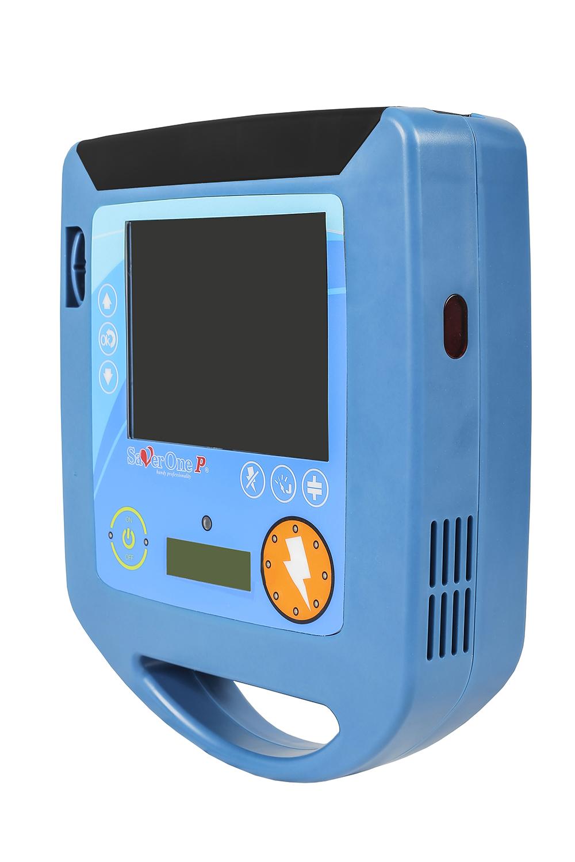 Saver One AED Profi Defibrillator Modell P