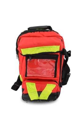 Notfallrucksack für mobilen AED Transport - Compact